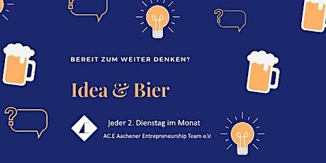 Idea & Beer billets