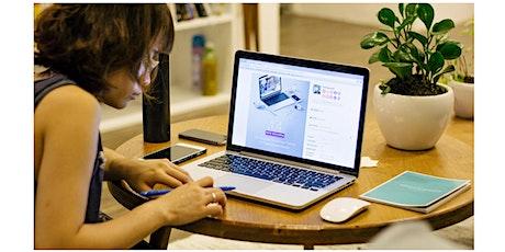 Start A Online Business tickets