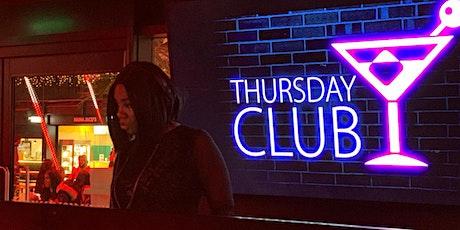 THIRST - DAYS: Kaylee Kay's Thursday Club tickets