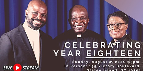Celebrating Year Eighteen - SIDT Church Anniversary tickets