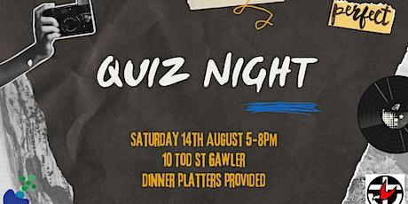 Gawler Uniting Church - Quiz Night tickets