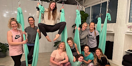 Aerial Yoga Experience tickets