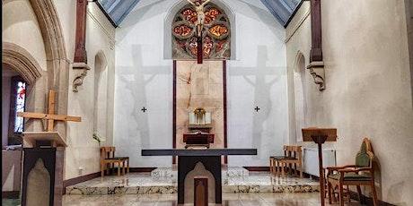 Sunday 8th August Mass  (Church) -  9:15am, St Michael's Linlithgow tickets