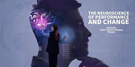 The Neuroscience of Leadership tickets