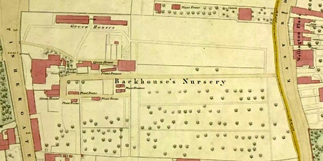 Plant Nurseries in England - Early Years of the Backhouse Nursery tickets