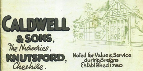 Plant Nurseries in England - Caldwell's Plants and People tickets