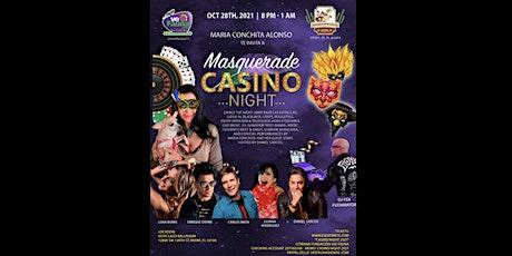 Masquerade Casino Night 2021 tickets