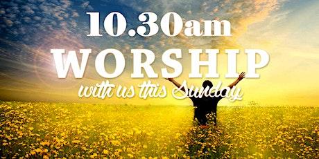 HVMC - 10.30am Sunday Service Registration For 8 August 2021 tickets