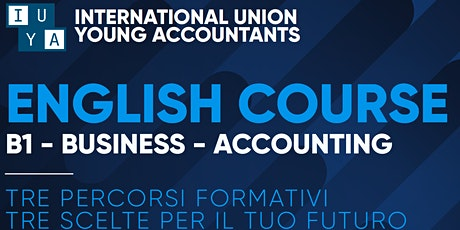 IUYA - English for Accounting tickets