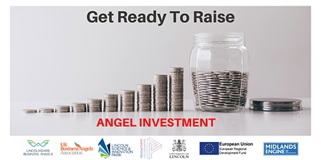 GET READY TO RAISE ANGEL INVESTMENT tickets