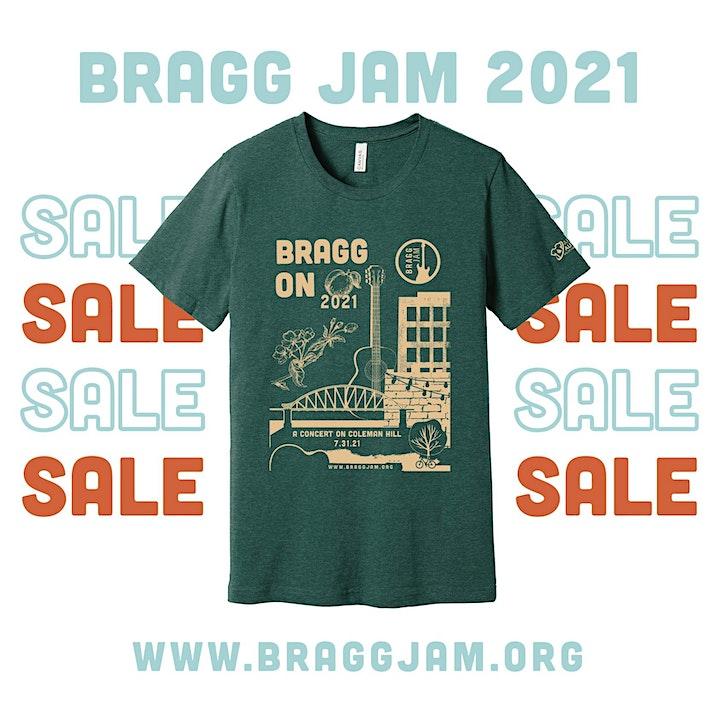 Bragg Jam - Bragg On T-Shirt image