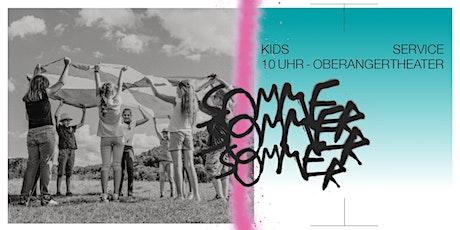 HILLSONG MÜNCHEN – KIDS SERVICE – OBERANGER THEATER // 08.08.21 Tickets
