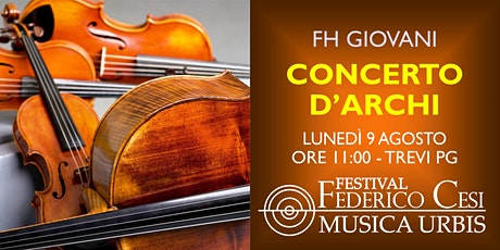 Concerto d'Archi tickets