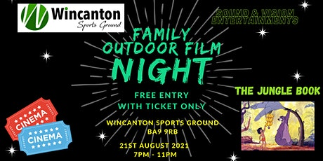 Outdoor Family Film Night - The Jungle Book tickets