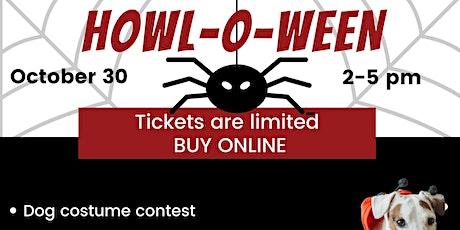 Howl-O-Ween tickets