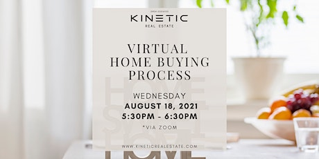 Free Event I Virtual Home Buying Process tickets