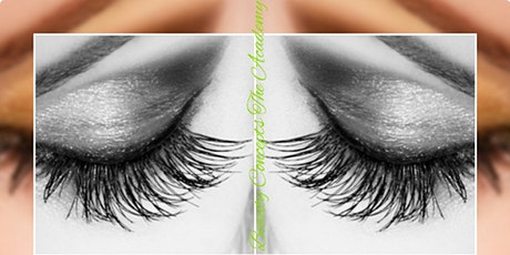 """Luscious Lashes: Eyelash Extensions  2-Day """"Hands-on"""" class tickets"""
