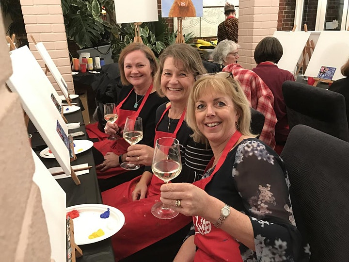 Show Me the Honey Brush Party - Westerleigh, Yate image