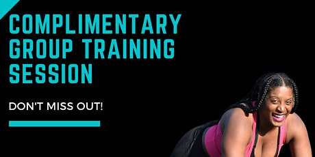 Train with Jaliyla T Free Body-Weight Only Session tickets