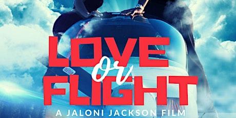Love or Flight Movie Premier - A Vintage Vinyl Label Film tickets