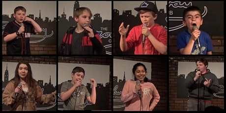 FALL SESSION 2021 Comedy for Kids FULL PROGRAM tickets