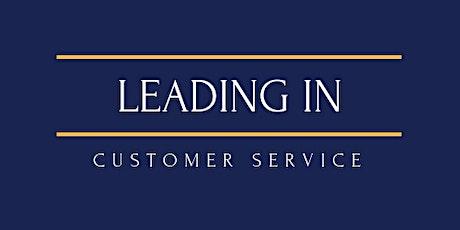 Wednesday Webinar - Leading in Customer Service Series Part 1 tickets