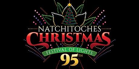 Natchitoches Christmas Season - November 27, 2021 tickets