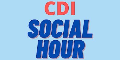 CDI Social Hour tickets