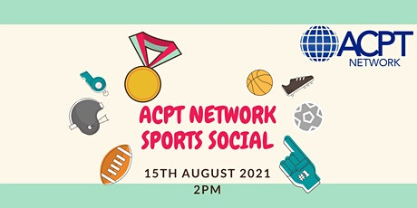 The ACPT Network  Sports Social tickets