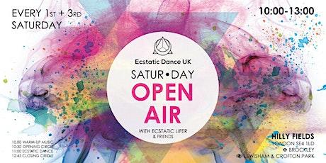 Ecstatic Dance UK - SATUR•DAY Open Air tickets