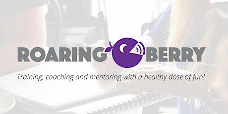 Roaring Berry August Storytelling workshop tickets