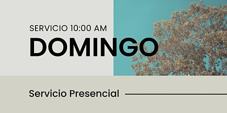 Reunión Domingo 10:00AM boletos