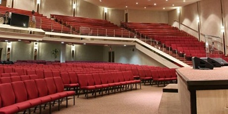 August  8, 2021 Sunday Morning Service tickets