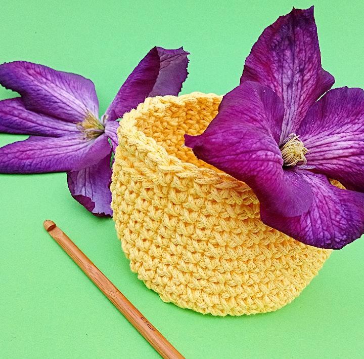 Crochet Club! - Crochet Baskets image