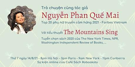 CFS online: Trò chuyện cùng tác giả Nguyễn Phan Quế Mai biglietti