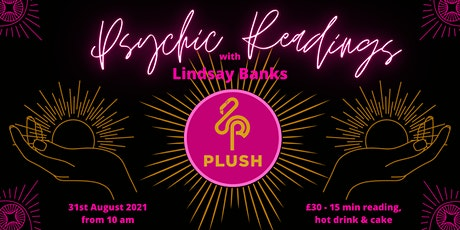 Psychic Readings with Lindsay Banks tickets