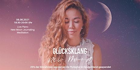 GLÜCKSklang New Moon Coaching Tickets