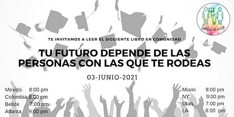 SESION DE FINALIZACION - TERMINANDO EL LIBRO - PIENSA Y HAZTE RICO entradas