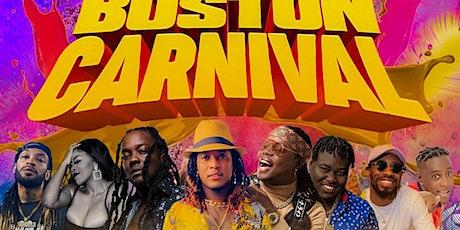 BOSTON CARNIVAL tickets