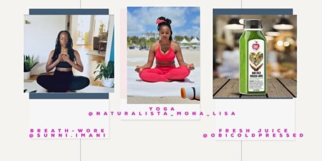 Prospect Park Sunset Yoga tickets