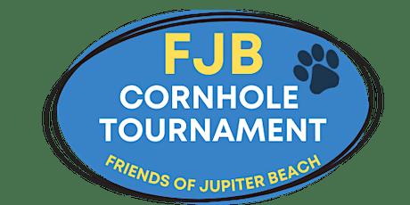 1st Annual Friends of Jupiter Beach Cornhole Tournament tickets