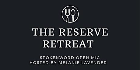 Spoken Word Open Mic tickets