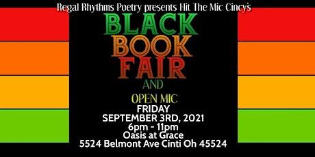 "Hit the Mic Cincy's ""Black Book Fair & Open Mic"" tickets"