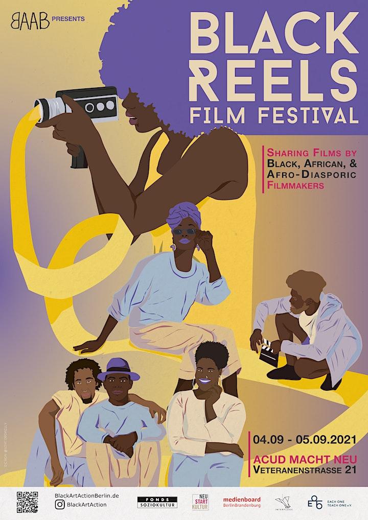 Black Reels Film Festival image
