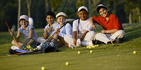 ELEVATION JUNIOR GOLF GIRLS AND BOYS AGES 8 to 13yrs. AUGUST SERIES tickets