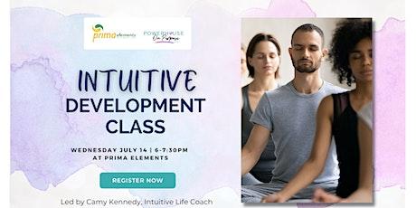 Intuitive Development Class tickets
