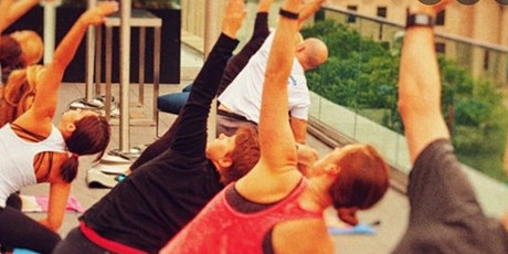Rooftop Yoga & Mimosas w/ Uptown Hustle & Flow & Tavern on the Point tickets