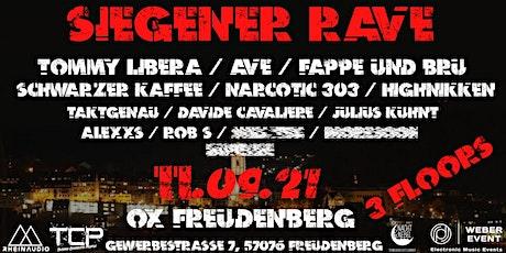Siegener Rave Tickets