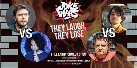 After Work - FREE STAND-UP COMEDY Show in English - JOKE WARS #13 tickets