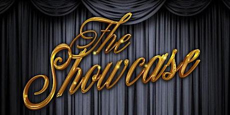 THE SHOWCASE...a Black & Gold affair. tickets